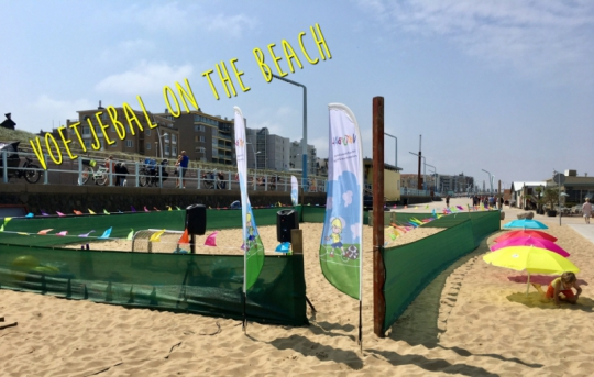 VOETJEBAL on the BEACH 2019